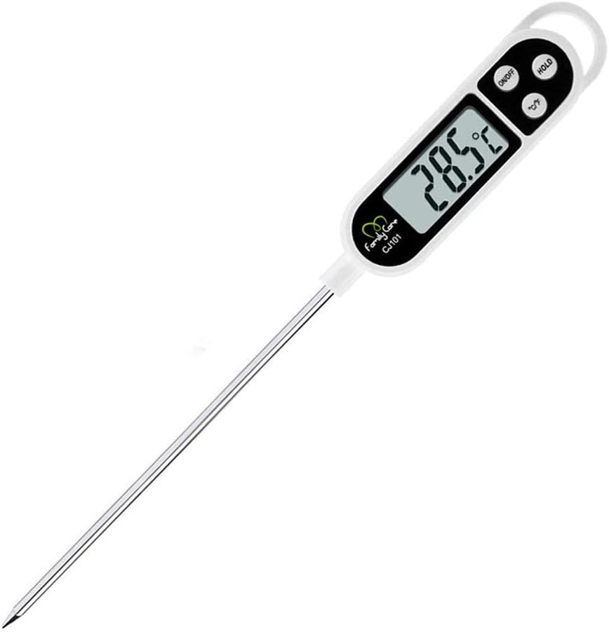 Cooking Popular shop is the lowest price challenge Thermometer Las Vegas Mall Digital Meat Read Food Instant L