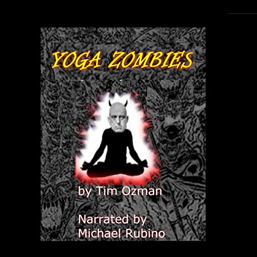 Yoga Zombies audiobook cover art