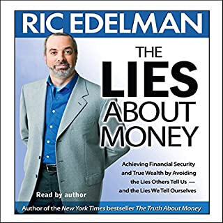 The Lies About Money audiobook cover art