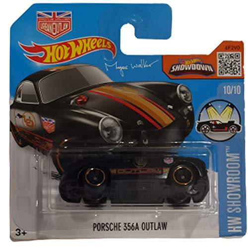 Hot Wheels Porsche 365A Outlaw Magnus Walker HW Showroom 10/10 (120/250) Short Card