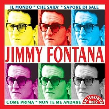 Jimmy Fontana en Italiano, Vol. 2 (Singles Collections)