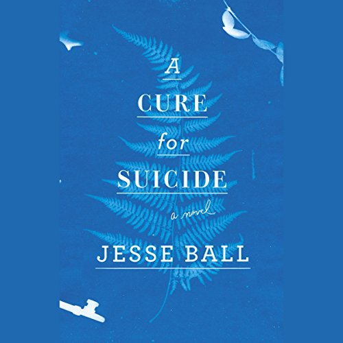 A Cure for Suicide audiobook cover art