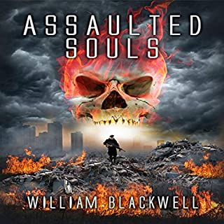 Assaulted Souls: Book 1 cover art
