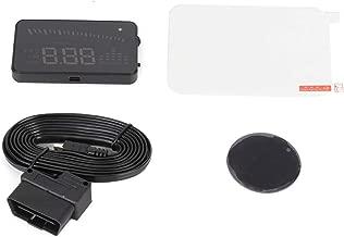 Head Up Display,X5 HUD 3.5 inches Universal Car HUD Head Up Display ODB2 system with Alarm Warning Universal Car Head Up Display