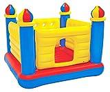 Momai Original Playhouse, Trampoline Playground, Jump-O-Lene Inflatable Bouncer Castle Inflatable Bouncer, Play Gym - 48259