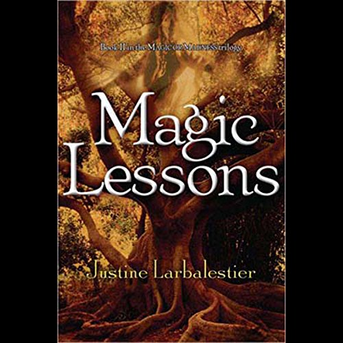 Magic Lessons audiobook cover art