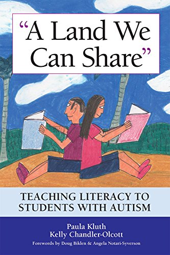 Land We Can Share (Teaching Literacy to Students with Autism)
