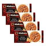 Galletas de jengibre escocesas Walkers - 4 x 150 gramos