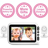 "Best Baby Monitor Two Cameras - 4.3"" Video Baby Monitor with 2 Cameras, Auto-Switch Review"