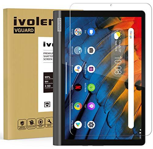 iVoler Pellicola Vetro Temperato per Lenovo Yoga Smart Tab 10.1 Pollici, Pellicola Protettiva Protezione per Schermo per Lenovo Yoga Smart Tab 10.1 Pollici