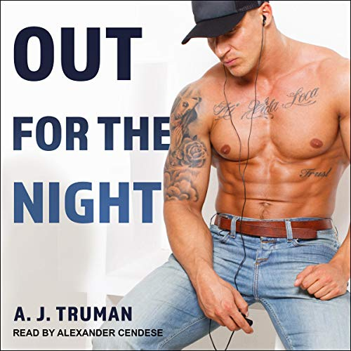 Out for the Night audiobook cover art