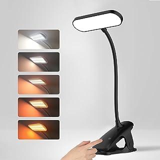 salon chambre lit Lampe LED blanche rechargeable par port usb luminaire int/érieur de maison moderne id/éal pour table de chevet ou bureau lecture veilleuse enfant ou b/éb/é travail