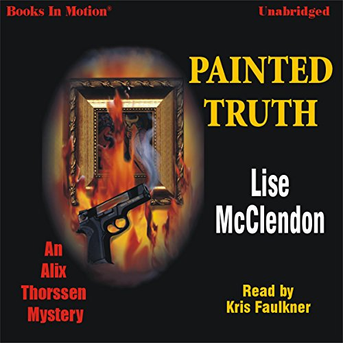 Painted Truth audiobook cover art