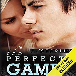 The Perfect Game audiobook cover art