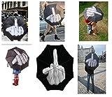 Middle Finger Umbrella up Yours Regenschirm/Regenschirm Ella Ella