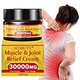 Pain Relief Cream,Pain Relief Balm,Muscle Joint Pain Relief Cream for Relieving Inflammation Muscles