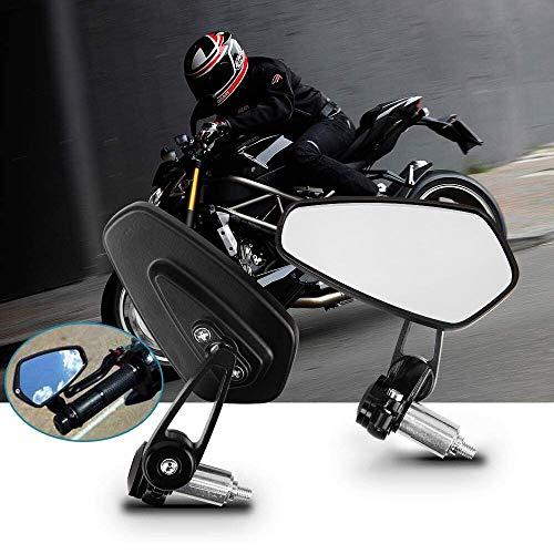 Specchietti laterali e accessori moto