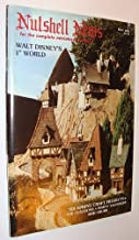 Nutshell News Magazine - For the Complete Miniature Hobbyist, May 1984 - Walt Disney's 1