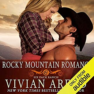 Rocky Mountain Romance     Six Pack Ranch Series, Book 7              Written by:                                                                                                                                 Vivian Arend                               Narrated by:                                                                                                                                 Tatiana Sokolov                      Length: 8 hrs and 32 mins     Not rated yet     Overall 0.0