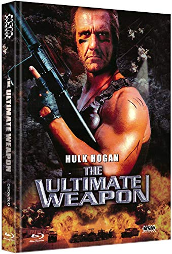 Ultimate Weapon [Blu-Ray+DVD] - uncut - limitiertes Mediabook Cover D - 2K Remastered