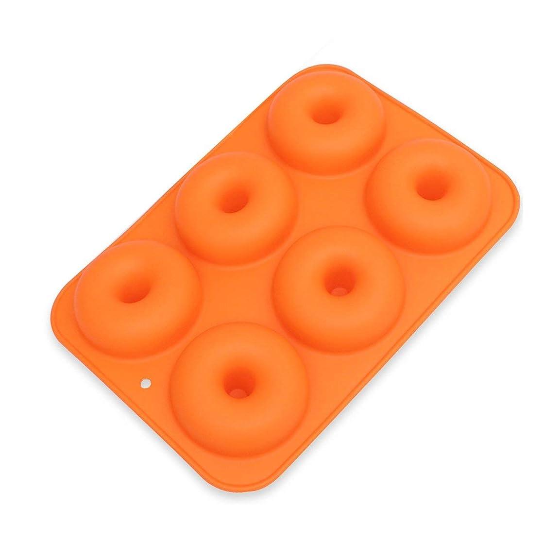 シート抵抗相対サイズTivollyff ケーキスナックを無毒にするシリコーンドーナツ型のシリコーンケーキ型