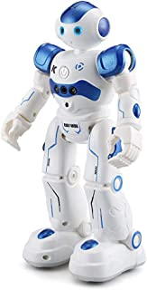 Tawcal Smart Remote Control Robot for Kids - Intelligent programmable rc Robot Toy Educational, Gesture Sensing Robot kit ...
