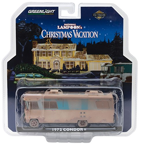 Greenlight HD Trucks Series 10 - National Lampoon's Christmas Vacation 1972 Condor II