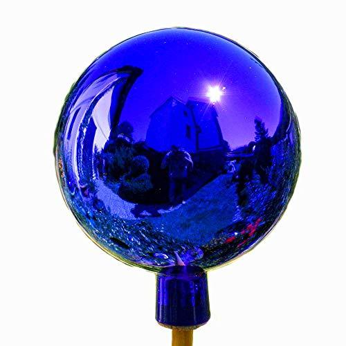 Unbekannt Thüringer Rosenkugel - 15 cm - Blau