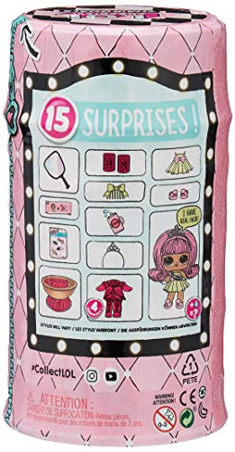 LOL Surprise Hairgoals Makeover dolls are popular toys for girls age 6 to 8