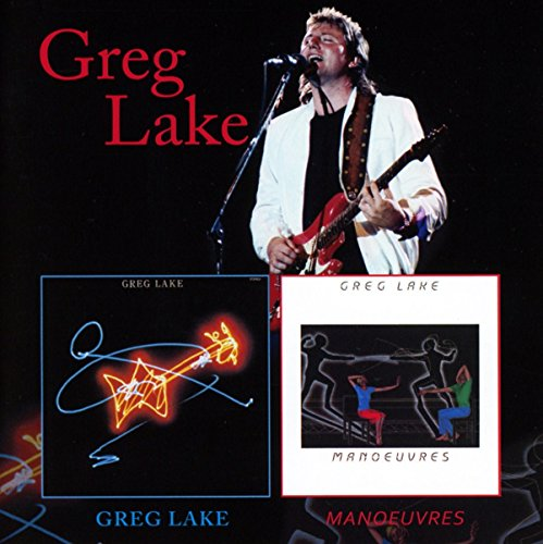 Greg Lake/Manoeuvres (Remastered+Expanded 2cd)