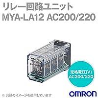 オムロン(OMRON) MYA-LA12 AC200/220 (有接点アナンシェータ) NN