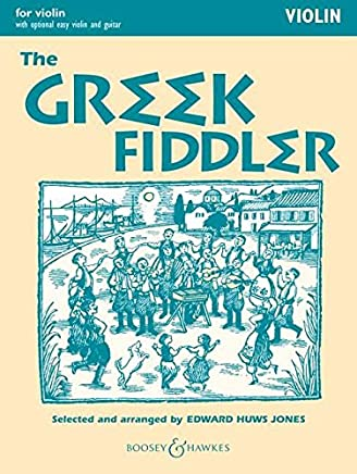 Amazon com: The Greek Fiddler: For Violin with Optional Easy
