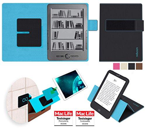 Hülle für Blaupunkt Livro Tasche Cover Hülle Bumper | in Schwarz | Testsieger