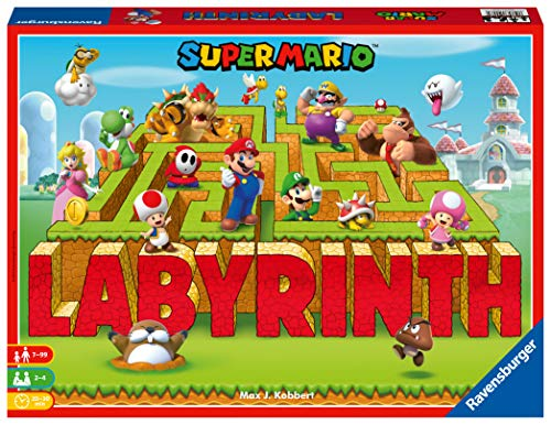 Ravensburger 260638 Labyrinth Super Mario