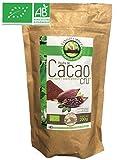Qui est à l'origine de la diversité du cacao, utilisé par les Aztèques. Nous vous proposons les Criollo Cacao. Non gras de cacao Poudre de Cacao sans sucre Criollo Cacao en Poudre contient magnésium. Le magnésium est bon contre le stress.
