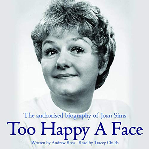 Too Happy a Face audiobook cover art