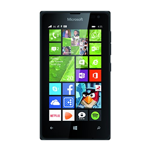 Telekom-Aktion MIC Lumia 435 schwarz