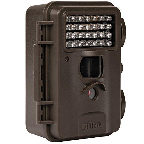 Dorr 204473 8 MP Snapshot IR TFT Wildkamera – Schwarz