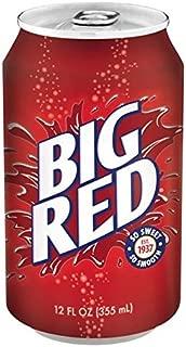 Big Red | Fridge Pack Cans | 12 fl. oz (12 Count)