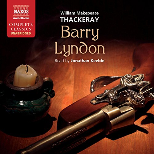 Barry Lyndon audiobook cover art
