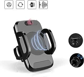 Wireless Car Charging Holder,Automatic Infrared Sensor Car Bracket,  Wireless Car Mount Air Vent Holder Wireless Charging,  Other Qi Enabled Devices