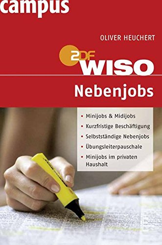WISO: Nebenjobs