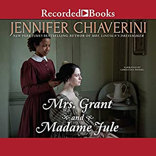 Mrs. Grant and Madame Jule audiobook cover art