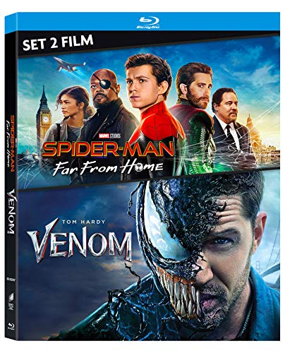 Venom + Spider-Man: Far From Home