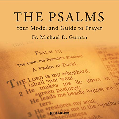 The Psalms: Your Model and Guide to Prayer copertina