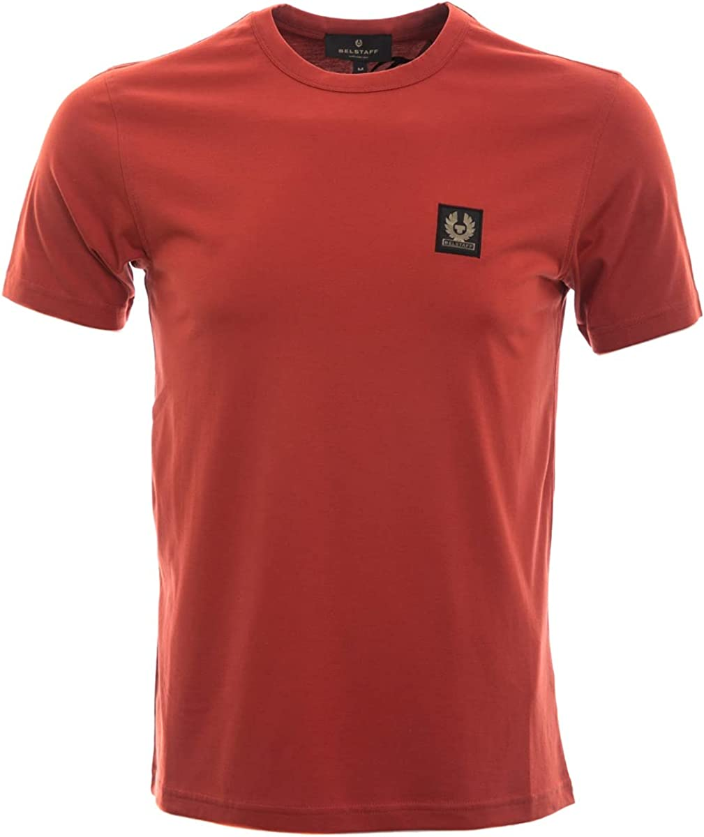 Belstaff New sales Classic Denver Mall T-Shirt in Red Ochre