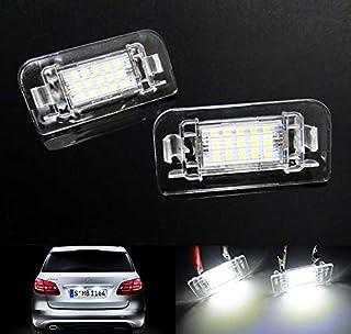 Suchergebnis Auf Für Mercedes Benz W246 Kennzeichenbeleuchtung Leuchten Leuchtenteile Auto Motorrad