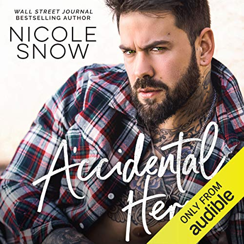 Accidental Hero cover art