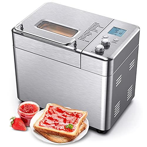 Brotbackautomat - Küchenmaschine für...