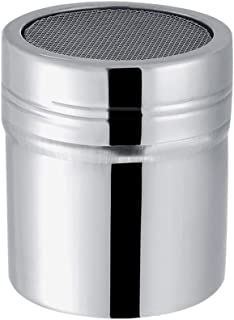 peperoncino ed ecc Bottiglia di condimento per spezie in acciaio inossidabile medio gadget da cucina per dispenser di spezie per organizer di spezie pepe per sale da negozio